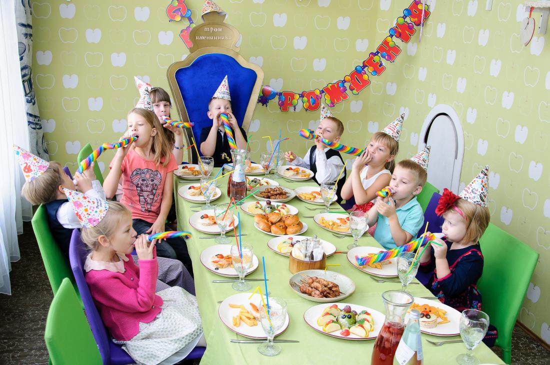 Детский день рождения конкурсы для родителей