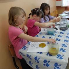мастер класс картины из цветного песка