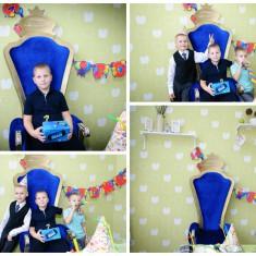 фотосессия детского дня рождения