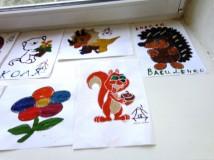 Творческий мастер-класс в школе-интернат №14