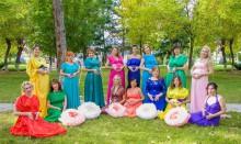 Фестиваль беременных Цветик-семицветик в Волгодонске